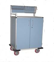 Modulaire medicijnwagen
