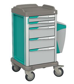 Persocar medicijnwagen