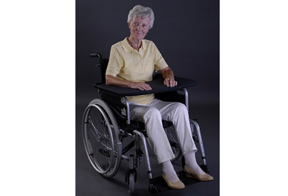 Positionering in stoel