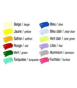 Villard kleuren