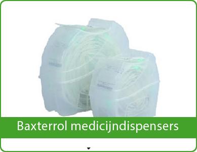 Baxterrol medicijndispensers
