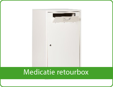 Medicatie retourbox