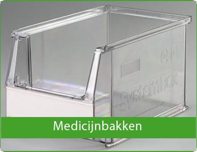 Medicijnbakken
