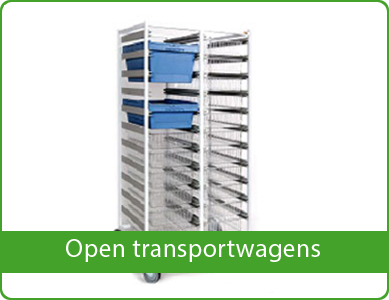 Open transportwagens