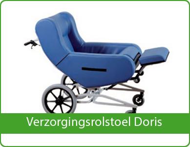 Verzorgingsrolstoel Doris