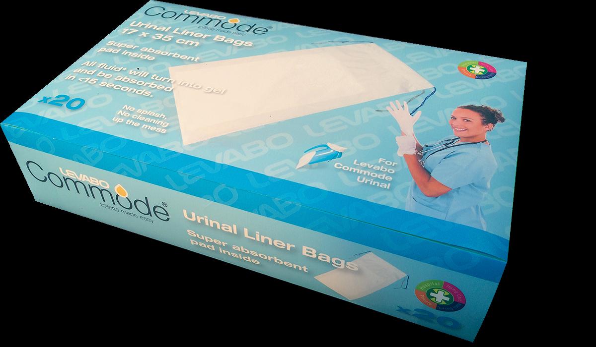 Commodeliner urinaalzak