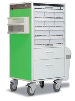 Medicijnwagens ATC / Baxter